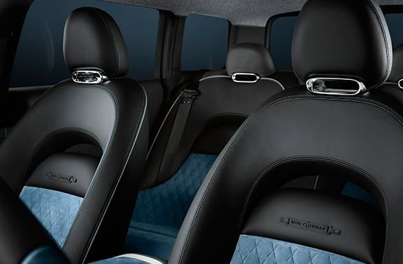 MINI Clubman concept fully-fledged seats